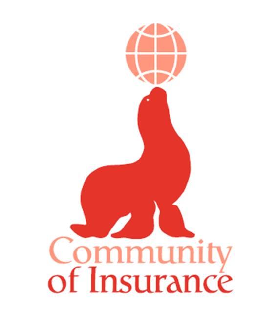 Logotipo Community Of Insurance