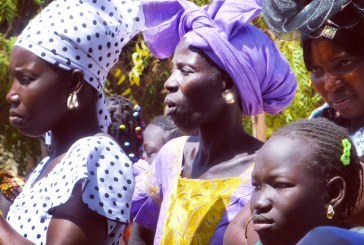 La mujer en Senegal