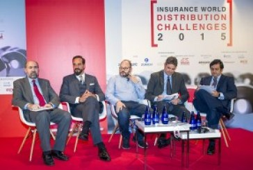 Tweet Infografía de INSURANCE WORLD DISTRIBUTION CHALLENGES