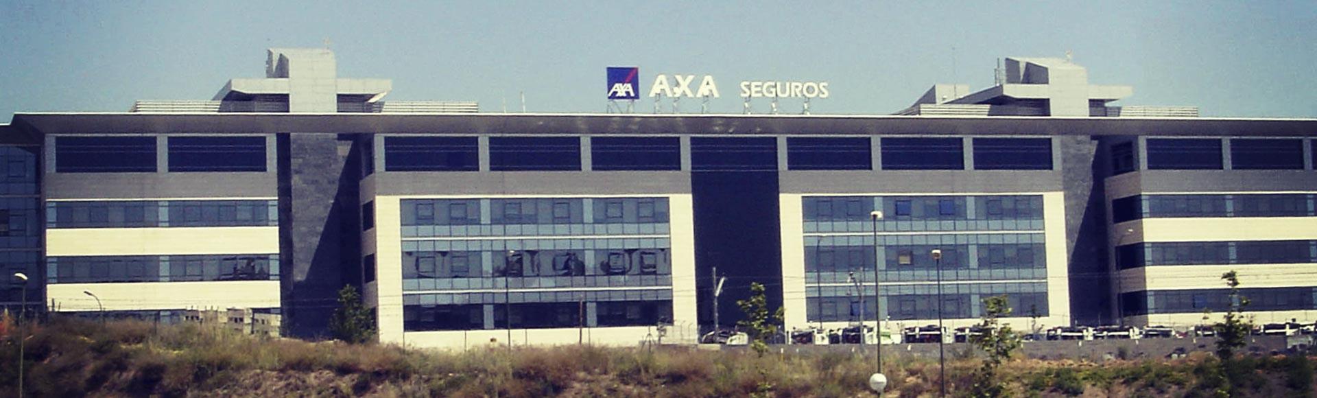 Convenci n de gexbrok en la sede de madrid de axa for Axa seguros bilbao oficinas