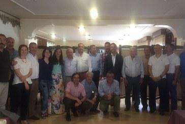 Espabrok presenta a Luis López Visús, nuevo director general, en la zona Noroeste