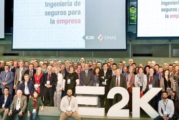 """Gran acogida del proyecto """"Ingeniería de Seguros para la empresa"""" de E2K"""