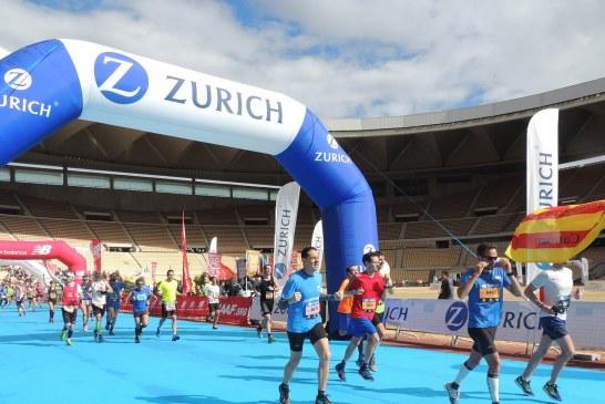 Maratón de Zurich en Sevilla