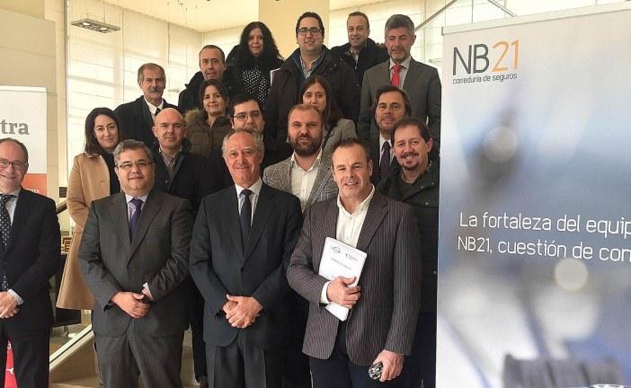 NB21 FORMA A SU RED EN GESTION DE RIESGOS