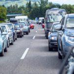 Evolución del parque automovilístico nacional