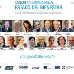 Panel de ponentes del #CongresoDelBienestar17