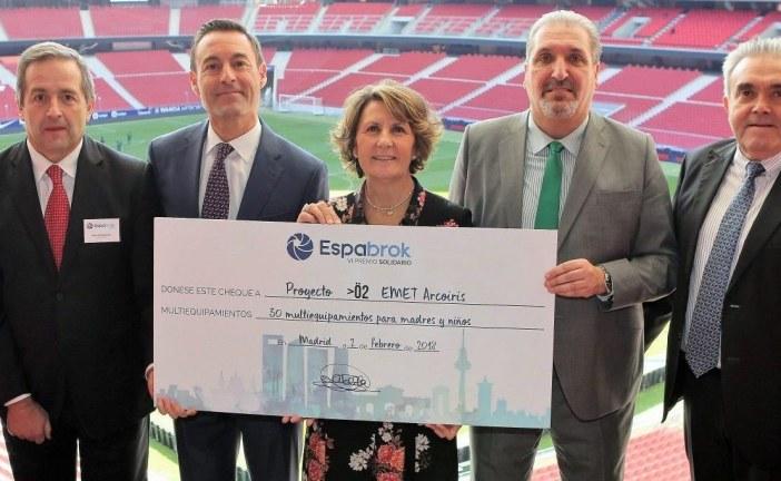 Premio solidario Espabrok