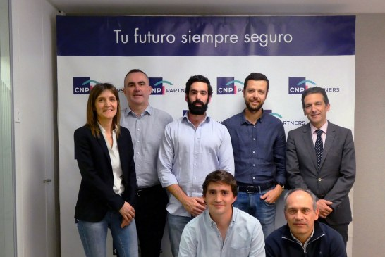 CNP Partners apuesta por los emprendedores