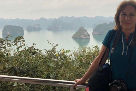 Vietnam, un país atractivo, según Marta Uriarte