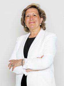 Pilar González de Frutos, presidenta de UNESPA